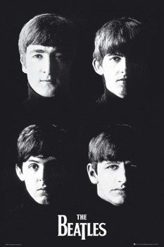 plakat THE BEATLES - WITH THE BEATLES
