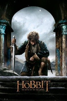 plakat THE HOBBIT - BATTLE OF FIVE ARMIES KNEEL