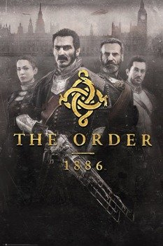 plakat THE ORDER: 1886 - KEY ART