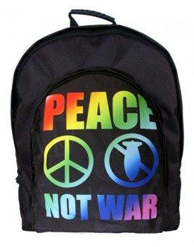 plecak PEACE NOT WAR