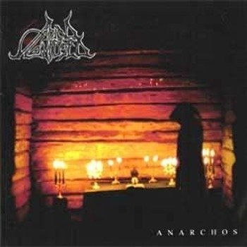 płyta CD: A MIND CONFUSED - ANARCHOS