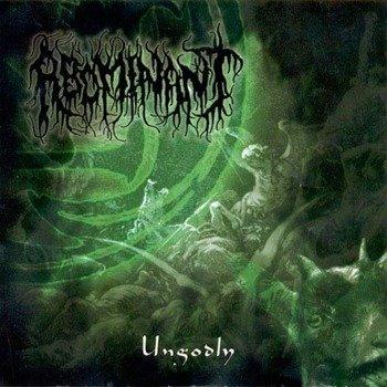 płyta CD: ABOMINANT - UNGODLY