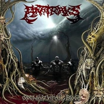 płyta CD: ANTRAKS - SPEWING WRATH BLOOD