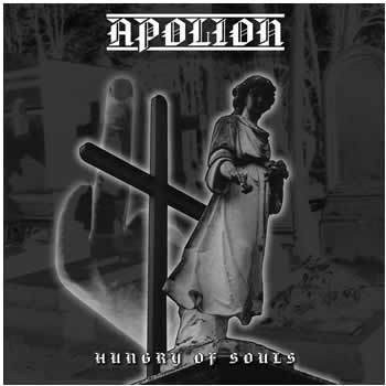 płyta CD: APOLION - HUNGRY OF SOULS