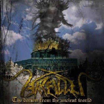 płyta CD: ARALLU - THE DEMON FROM THE ANCIENT WORLD