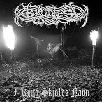 płyta CD: BLODFEST - I KONG SKJOLDS NAVN (NMBR-003)