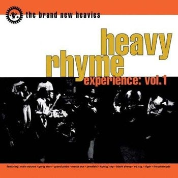 płyta CD: BRAND NEW HEAVIES - HEAVY RHYME EXPERIENCE, VOL. 1