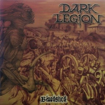 płyta CD: DARK LEGION - BLOODSHED