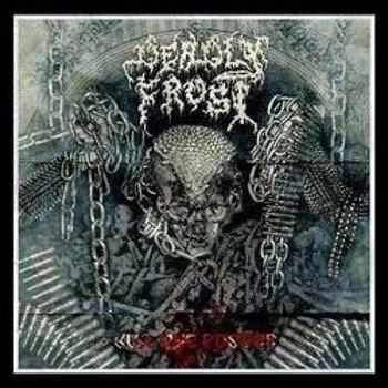 płyta CD:  DEADLY FROST / DAREN - KILL THE POSERS / OBSESJE split