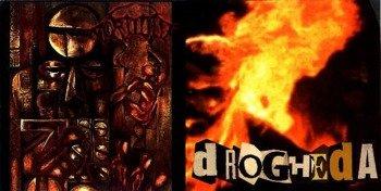 płyta CD: DROGHEDA / MORTICITE (split CD)