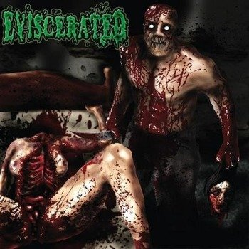 płyta CD: EVISCERATED - EVISCERATED