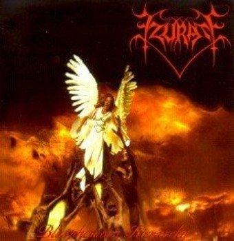 płyta CD: EZURATE - BLASPHEMOUS HEIRARCHY