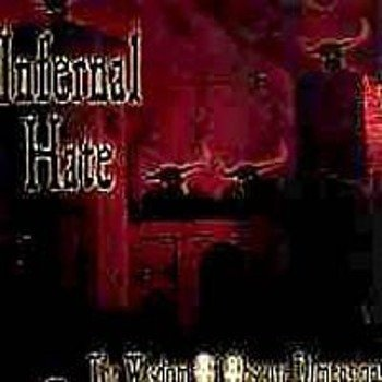płyta CD: INFERNAL HATE (ESP) - THE WISDOM OF OBSCURE DIMENSION