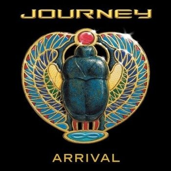 płyta CD: JOURNEY - ARRIVAL