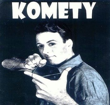 płyta CD: KOMETY - KOMETY (remastered + bonusy video)