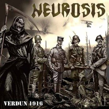 płyta CD: NEUROSIS INC. - VERDUN 1916