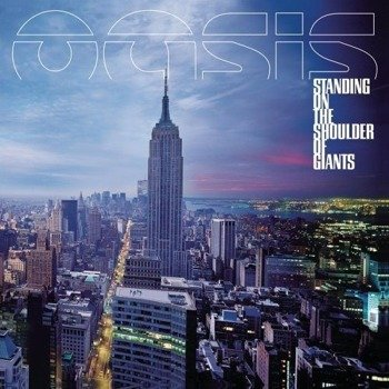 płyta CD: OASIS - STANDING ON THE SHOULDER OF GIANTS