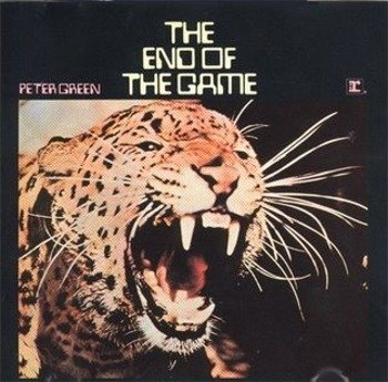 płyta CD: PETER GREEN - THE END OF THE GAME