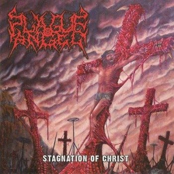 płyta CD: PLAGUE ANGEL - STAGNATION OF CHRIST