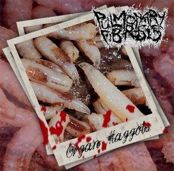 płyta CD: PULMONARY FIBROSIS - ORGAN MAGGOTS