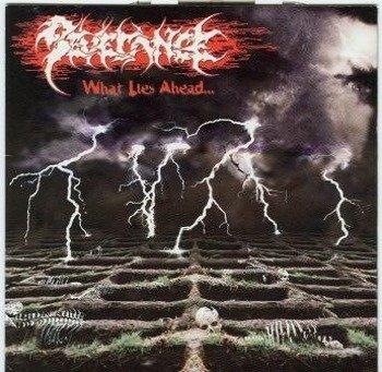 płyta CD: SEVERANCE (USA) - WHAT LIES AHEAD...