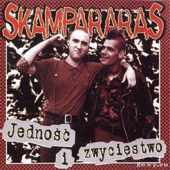 płyta CD: SKAMPARARAS - JEDNOŚĆ I ZWYCIĘSTWO