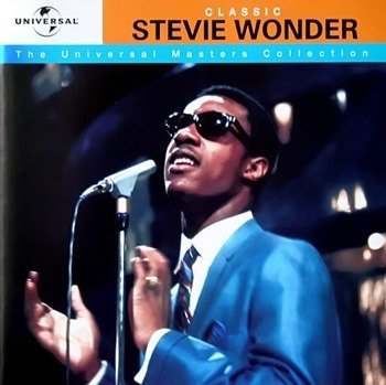 płyta CD: STEVIE WONDER - CLASSIC: THE UNIVERSAL MASTERS COLLECTION