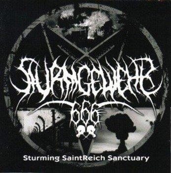 płyta CD: STURMGEWEHR666 - STURMING SAINTREICH SANCTUARY
