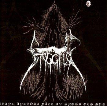 płyta CD:  STYGGELSE - BLAND ÄNDLÖSA FÄLT AV SNUSK OCH HOR