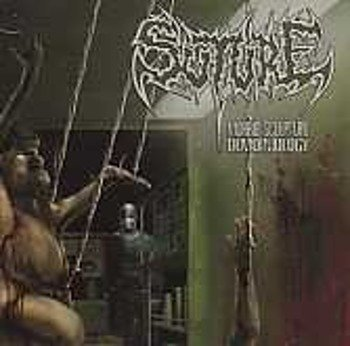 płyta CD: SUTURE - MORBID SCULPTURE: DEMO(N)OLOGY