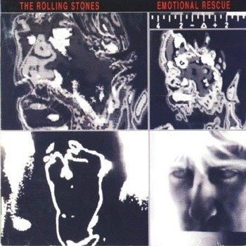 płyta CD: THE ROLLING STONES - EMOTIONAL RESCUE