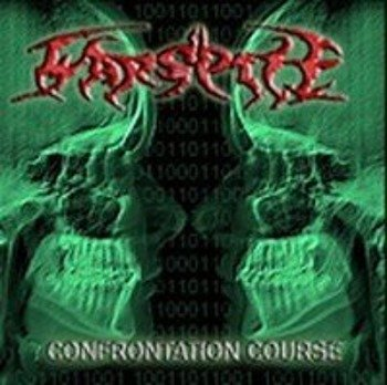 płyta CD: WARSPITE - CONFRONTATION COURSE