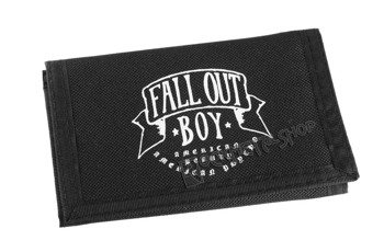 portfel FALL OUT BOY - LOGO