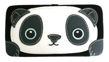 portfel FREAKS AND FRIENDS - FURRY PANDA FACE HINGE