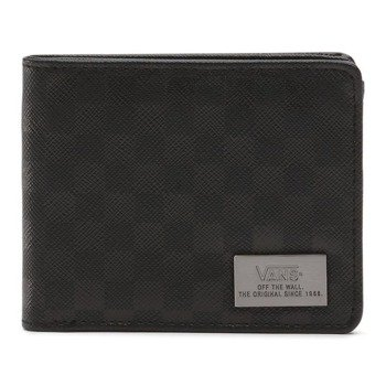 portfel VANS - CHECKED UP BIFOLD BLACK