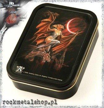 pudełko na tytoń - karty THE CUSP OF BATHOR