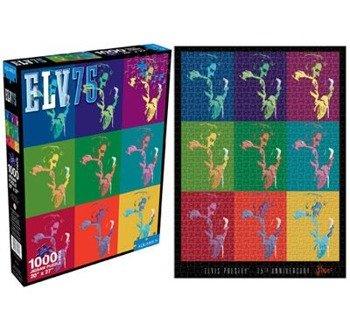 puzzle ELVIS - 75 TH ANNIVERSARY 1000szt. (NMR65161)