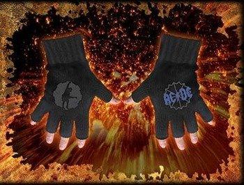 rękawiczki AC/DC - MOTIF