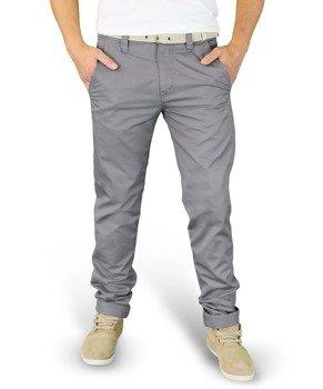 spodnie XYLONTUM CHINO GRAY