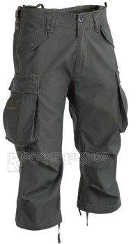 spodnie bojówki INDUSTRY VINTAGE 3/4 - OLIVE