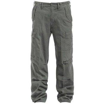 spodnie bojówki M65 VINTAGE olive