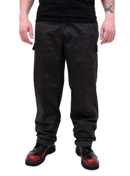spodnie bojówki US RANGER HOSE - BLACK