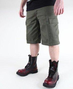 spodnie bojówki krótkie BERMUDA T/C OLIVE