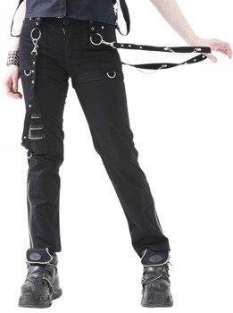 spodnie damskie DEAD THREADS