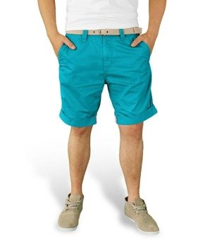 spodnie krótkie XYLONTUM CHINO SHORTS PETROL