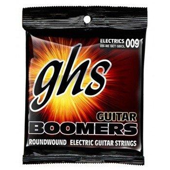 struny do gitary elektrycznej GHS BOOMERS GBCL /009-046/