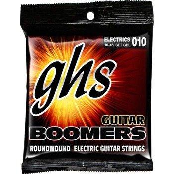 struny do gitary elektrycznej GHS BOOMERS GBL /010-046/