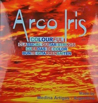 """struny do gitary klasycznej 3/4 MEDINA ARTIGAS """"Arco Iris"""" 360"""