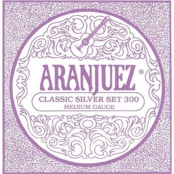 struny do gitary klasycznej ARANJUEZ AR-300 naciąg średni