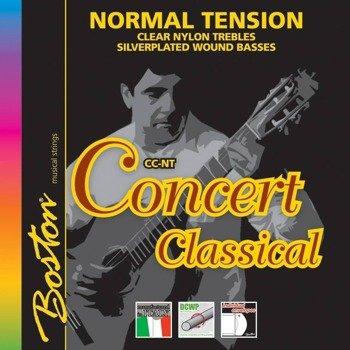 "struny do gitary klasycznej BOSTON ""CONCERT"" naciąg normalny (CC-NT)"